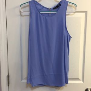 Brand new without tags Apt 9 periwinkle blue shell